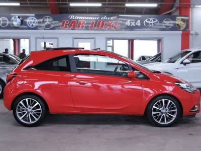 Opel Corsa 1.3CDTI 95CV PANORAMIQUE CUIR XENON GPS CLIM FULL - <small></small> 12.950 € <small>TTC</small> - #13