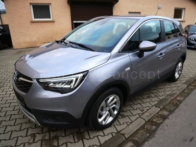 Opel Crossland X 1.2 Innovation, Phares LED, Caméra, Keyless, Apple CarPlay, DAB+ - <small></small> 16.900 € <small>TTC</small> - #1