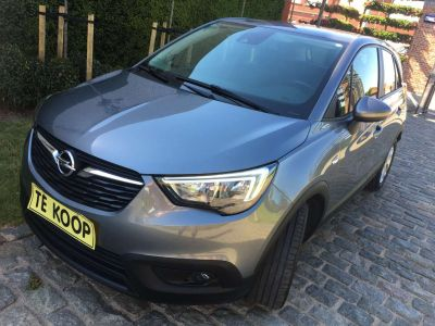 Opel Crossland X benzine euro 6b - <small></small> 13.485 € <small>TTC</small> - #6