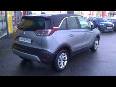 Opel Crossland X BUSINESS 1.2 Turbo 110ch S/S BVM6 (2020A) - <small></small> 19.590 € <small>TTC</small> - #5