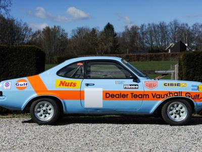 Opel Kadett VAUXHALL MAGNUM EX-GERRY MARSHALL 24 HEURES DE SPA 1976 - Prix sur Demande - #9