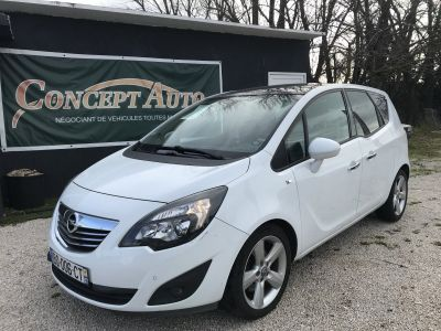 Opel MERIVA COSMO PACK - <small></small> 5.990 € <small>TTC</small>