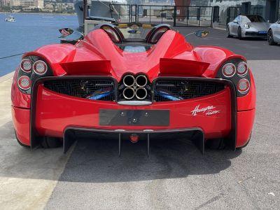 Pagani Huayra Roadster - Prix sur Demande - #5