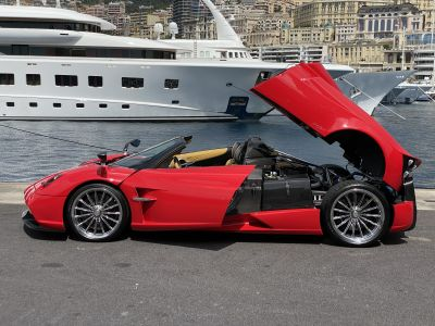 Pagani Huayra Roadster - Prix sur Demande - #6