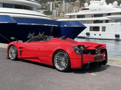 Pagani Huayra Roadster - Prix sur Demande - #9