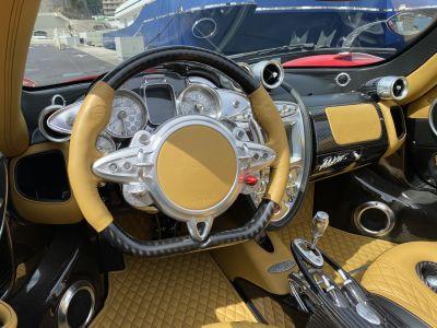Pagani Huayra Roadster - Prix sur Demande - #26
