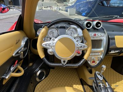 Pagani Huayra Roadster - Prix sur Demande - #31