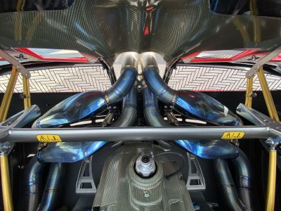 Pagani Huayra Roadster - Prix sur Demande - #32