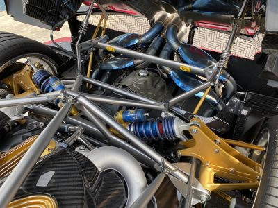 Pagani Huayra Roadster - Prix sur Demande - #36