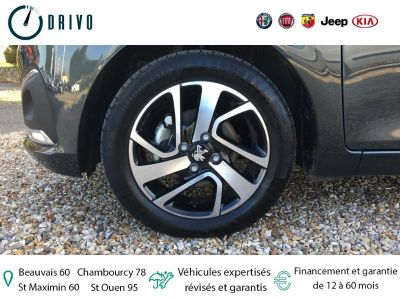 Peugeot 108 VTi 72 Allure S&S 5p - <small></small> 11.470 € <small>TTC</small> - #8