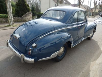 Peugeot 203 COUPE - <small></small> 68.000 € <small>TTC</small>