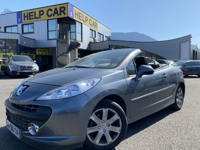 Peugeot 207 CC 1.6 HDI110 FAP SPORT - <small></small> 5.990 € <small>TTC</small> - #1