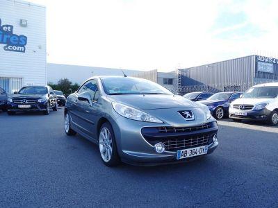 Peugeot 207 CC 1.6 HDI110 ROLAND GARROS FAP - <small></small> 7.490 € <small>TTC</small> - #4