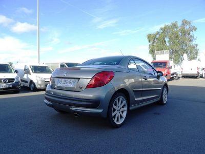 Peugeot 207 CC 1.6 HDI110 ROLAND GARROS FAP - <small></small> 7.490 € <small>TTC</small> - #5