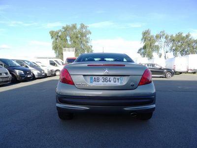 Peugeot 207 CC 1.6 HDI110 ROLAND GARROS FAP - <small></small> 7.490 € <small>TTC</small> - #6