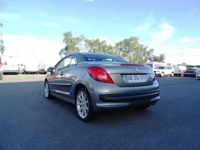 Peugeot 207 CC 1.6 HDI110 ROLAND GARROS FAP - <small></small> 7.490 € <small>TTC</small> - #7