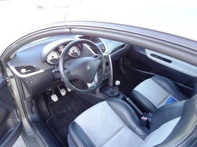 Peugeot 207 CC 1.6 HDI110 ROLAND GARROS FAP - <small></small> 7.490 € <small>TTC</small> - #9