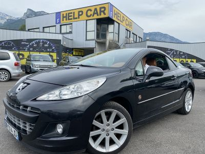 Peugeot 207 CC 1.6 VTI 16V ROLAND GARROS II - <small></small> 7.990 € <small>TTC</small> - #1