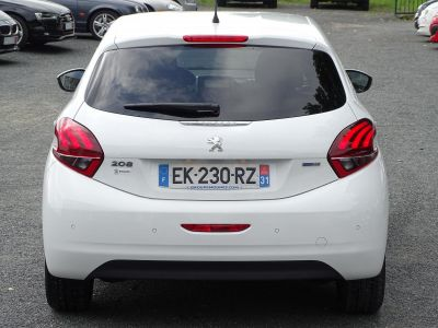Peugeot 208 1.2i Pure Tech 12V S&S - 110 - BV EAT6 BERLINE Allure PHASE 2 - <small></small> 13.580 € <small>TTC</small> - #4