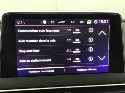 Peugeot 3008 2.0 BlueHDi 136 GT LINE - <small></small> 22.490 € <small>TTC</small> - #15