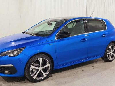 Peugeot 308 BlueHDi 130 S&S EAT8 GT Pack TOIT PANORAMIQUE - <small></small> 25.280 € <small>TTC</small> - #1
