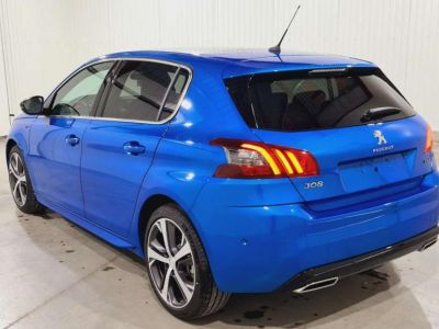 Peugeot 308 BlueHDi 130 S&S EAT8 GT Pack TOIT PANORAMIQUE - <small></small> 25.280 € <small>TTC</small> - #2
