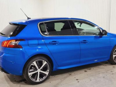 Peugeot 308 BlueHDi 130 S&S EAT8 GT Pack TOIT PANORAMIQUE - <small></small> 25.280 € <small>TTC</small> - #9