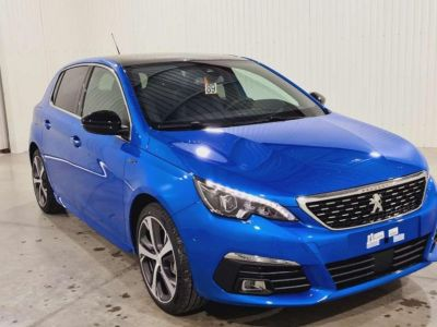 Peugeot 308 BlueHDi 130 S&S EAT8 GT Pack TOIT PANORAMIQUE - <small></small> 25.280 € <small>TTC</small> - #11