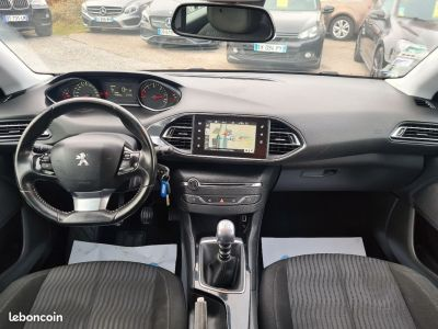 Peugeot 308 SW 1.6 e-hdi 115 business 06/2014 GPS REGULATEUR BT - <small></small> 6.990 € <small>TTC</small> - #5