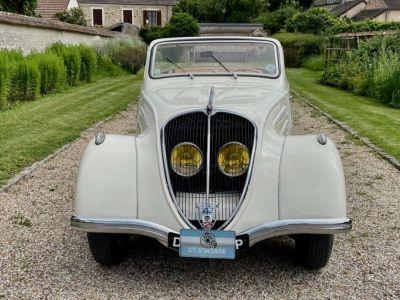 Peugeot 402 Eclipse 1937 - <small></small> 250.000 € <small>TTC</small> - #11