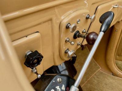 Peugeot 402 Eclipse 1937 - <small></small> 250.000 € <small>TTC</small> - #50