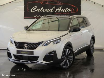 Peugeot 5008 1.6 bluehdi 120 s&s gt line eat6 7 pl - <small></small> 24.990 € <small>TTC</small> - #1
