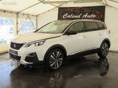 Peugeot 5008 1.6 bluehdi 120 s&s gt line eat6 7 pl - <small></small> 24.990 € <small>TTC</small> - #2