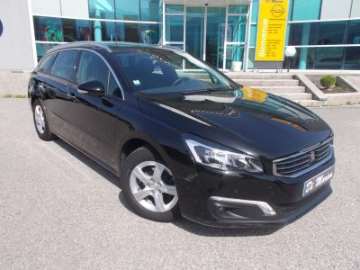 Peugeot 508 SW 1.6 BLUEHDI 120 ACTIVE BUSINESS EAT6 - <small></small> 14.990 € <small>TTC</small>