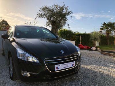 Peugeot 508 SW 2.0 hdi 140 fap allure 2 - <small></small> 13.790 € <small>TTC</small> - #3
