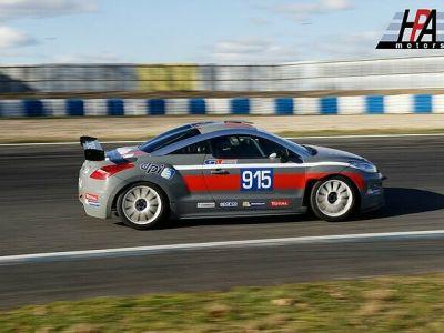 Peugeot RCZ CUP - <small></small> 35.000 € <small>TTC</small>