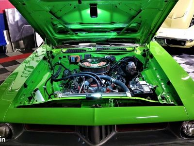 Plymouth Barracuda 340ci 1973 - <small></small> 43.500 € <small>HT</small> - #7
