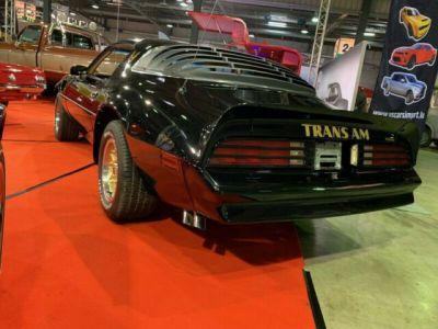 Pontiac Trans Am 6.6 V8 - <small></small> 47.000 € <small>TTC</small> - #6
