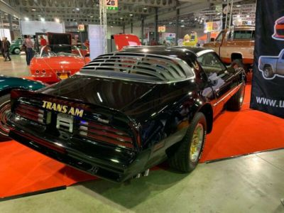Pontiac Trans Am 6.6 V8 - <small></small> 47.000 € <small>TTC</small> - #7