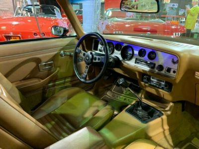 Pontiac Trans Am 6.6 V8 - <small></small> 47.000 € <small>TTC</small> - #9