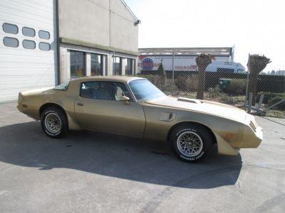 Pontiac Trans Am Trans-am Gold Edition - <small></small> 20.500 € <small>TTC</small>