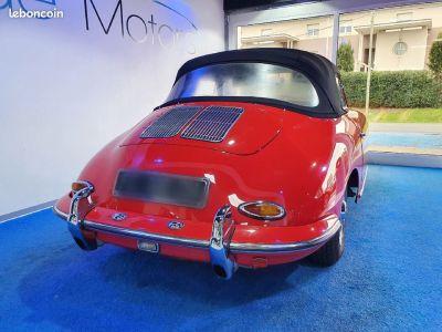 Porsche 356 B cabriolet FRANCAISE - <small></small> 136.900 € <small>TTC</small> - #5