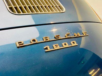 Porsche 356 B COUPE BT5 - <small></small> 99.900 € <small>TTC</small> - #11