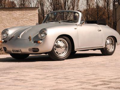 Porsche 356 C 1600 CABRIO REUTTER - <small></small> 142.500 € <small>TTC</small> - #1