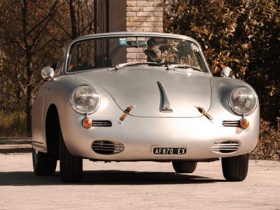 Porsche 356 C 1600 CABRIO REUTTER - <small></small> 142.500 € <small>TTC</small> - #4