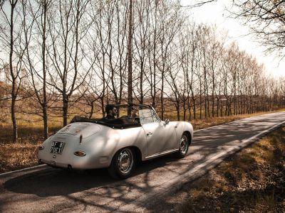 Porsche 356 C 1600 CABRIO REUTTER - <small></small> 142.500 € <small>TTC</small> - #5
