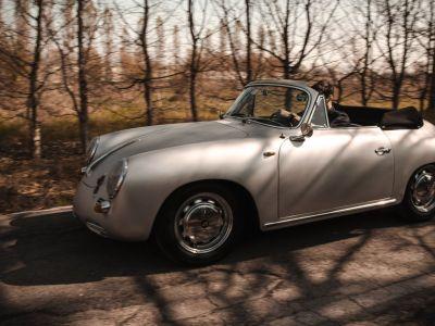 Porsche 356 C 1600 CABRIO REUTTER - <small></small> 142.500 € <small>TTC</small> - #6