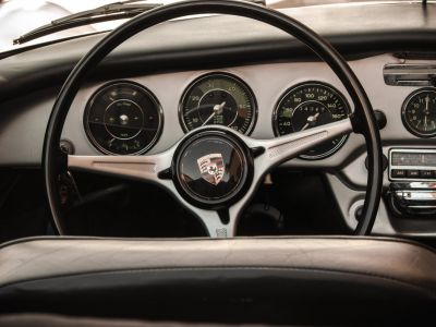 Porsche 356 C 1600 CABRIO REUTTER - <small></small> 142.500 € <small>TTC</small> - #7