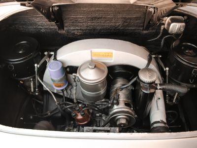 Porsche 356 C 1600 CABRIO REUTTER - <small></small> 142.500 € <small>TTC</small> - #10