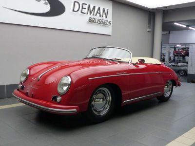 Porsche 356 Pre A 1600 Speedster by Reutter - <small></small> 339.000 € <small>TTC</small> - #1